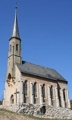 Kirche Kleinziegenfeld