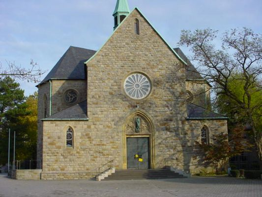 Kirche Kloster Bochum Stiepel