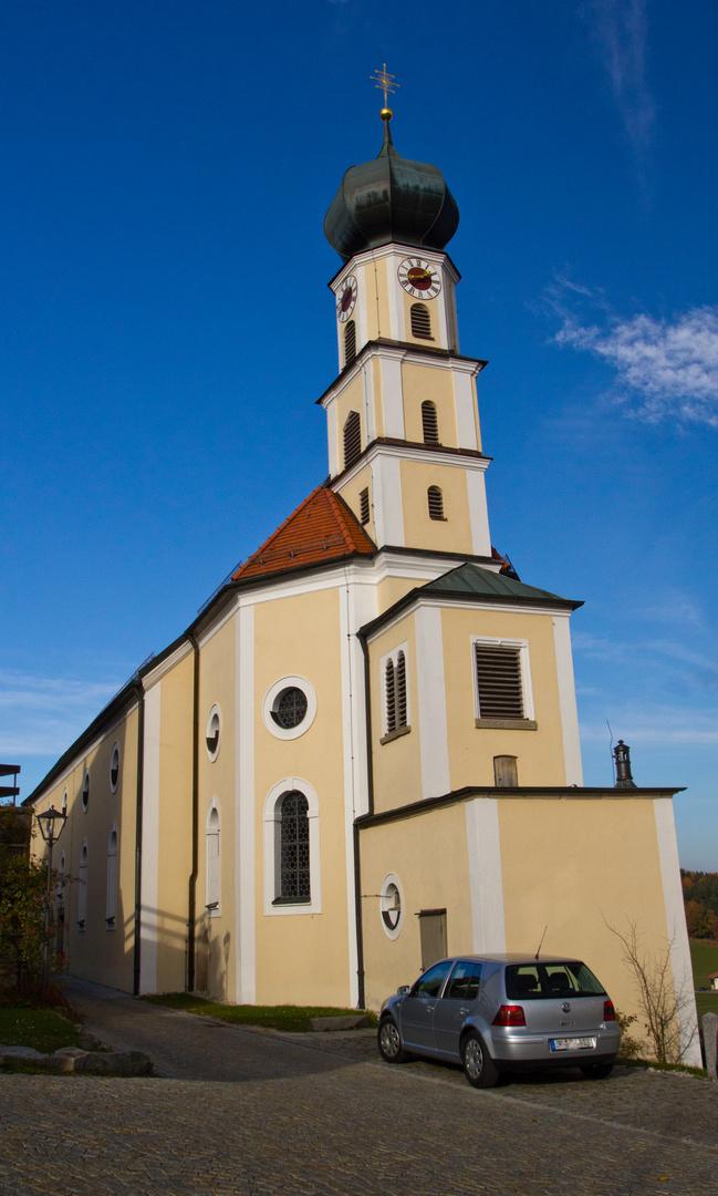 Kirche Kollnburg