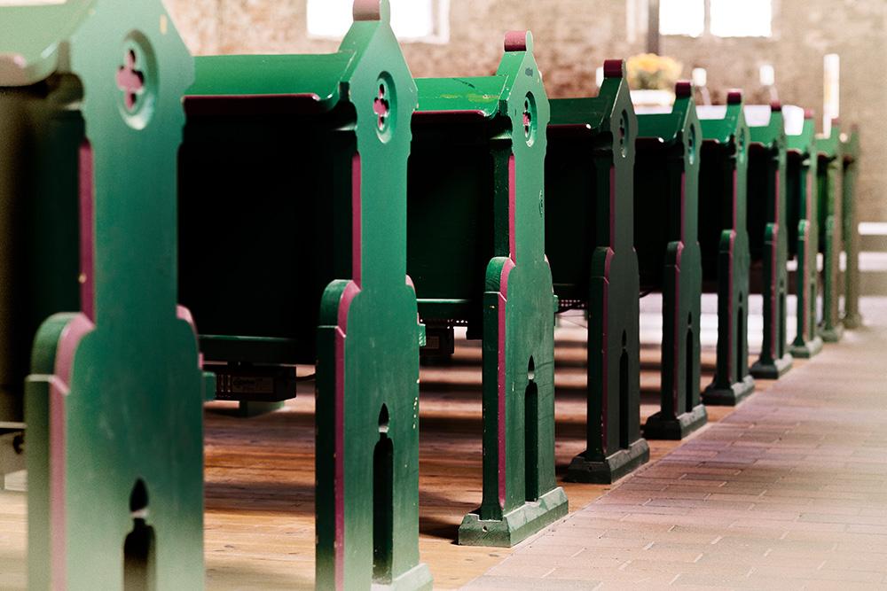 Kirche Krummin (Usedom)