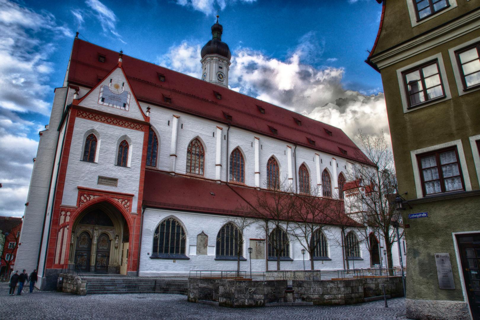 Kirche Landsberg