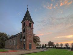 Kirche Landschaftspolder