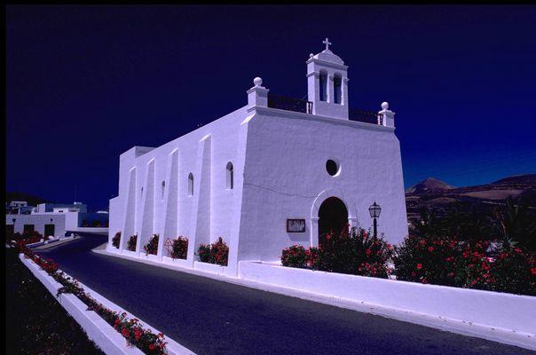 Kirche Lanzarote 1
