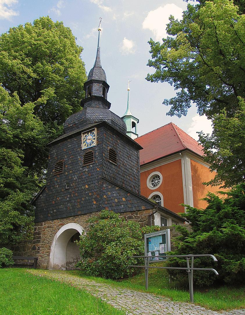 Kirche Lawalde