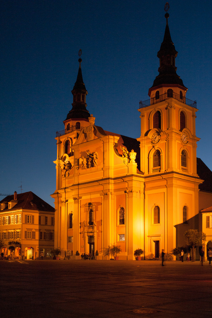 Kirche Ludwigsburg
