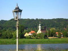 Kirche Maria am Wasser Dresden Pillnitz