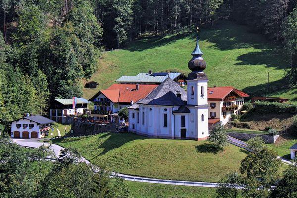 Kirche Maria Gern (1)