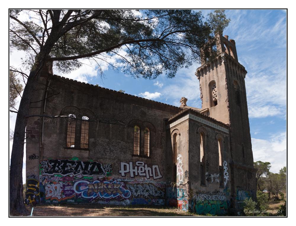 Kirche nahe Fréjus_1