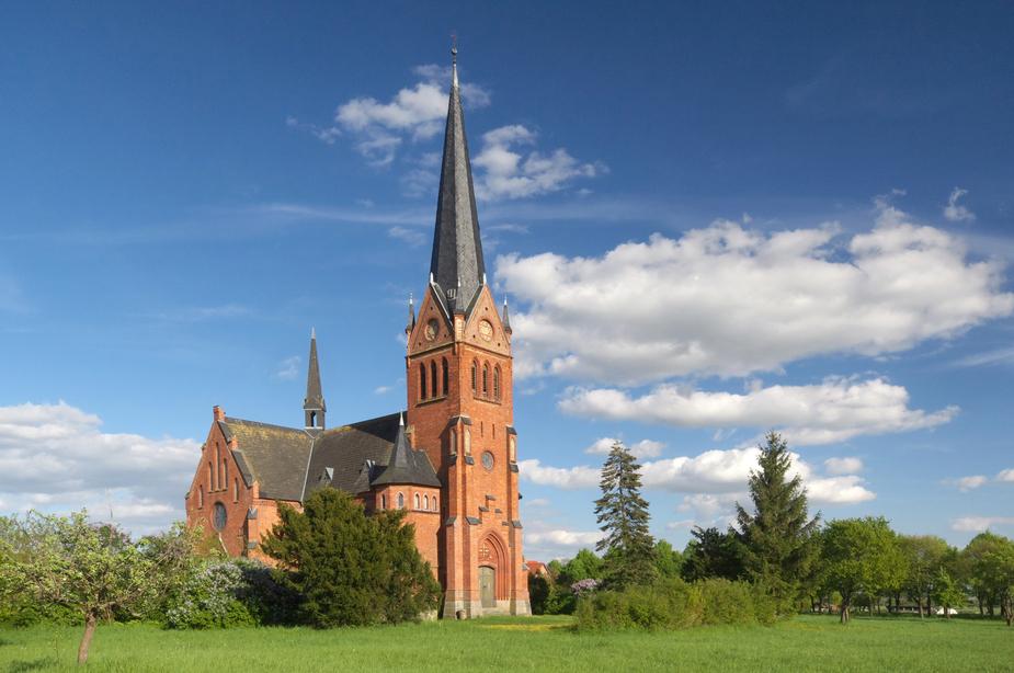 Kirche Remplin