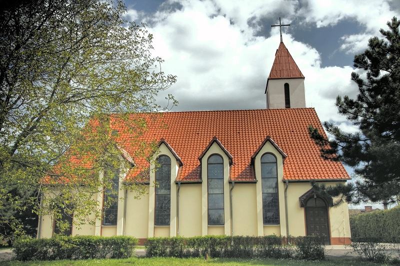 Kirche Roswadze - Annengrund