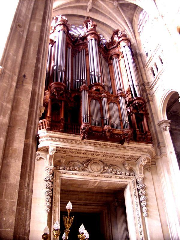 Kirche Saint Eustache (3)
