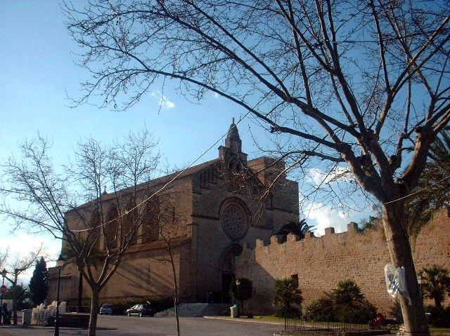 Kirche Sant Jaume in Alcúdia