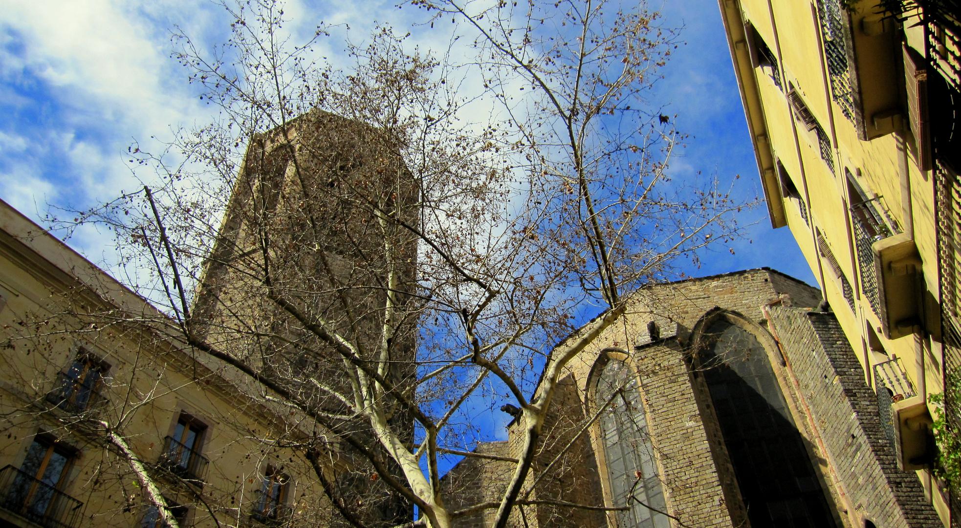 Kirche Santa Maria del Pi