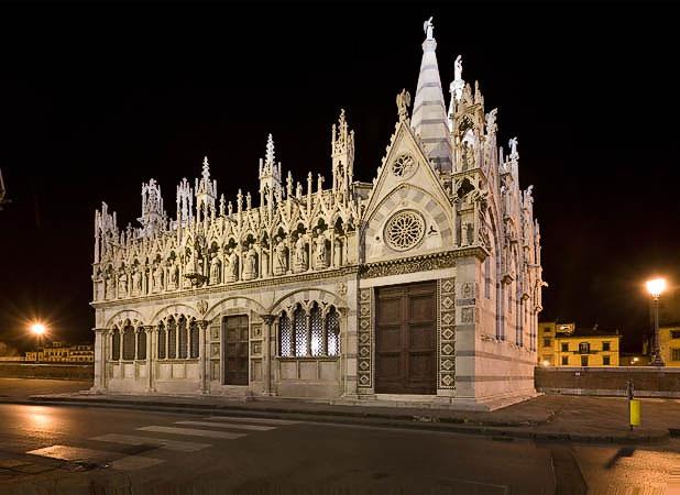 Kirche Santa Maria della Spina
