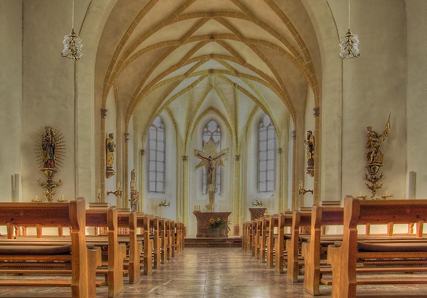 Kirche Schwarzach