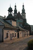 Kirche St. Andreas und Klarissenkloster