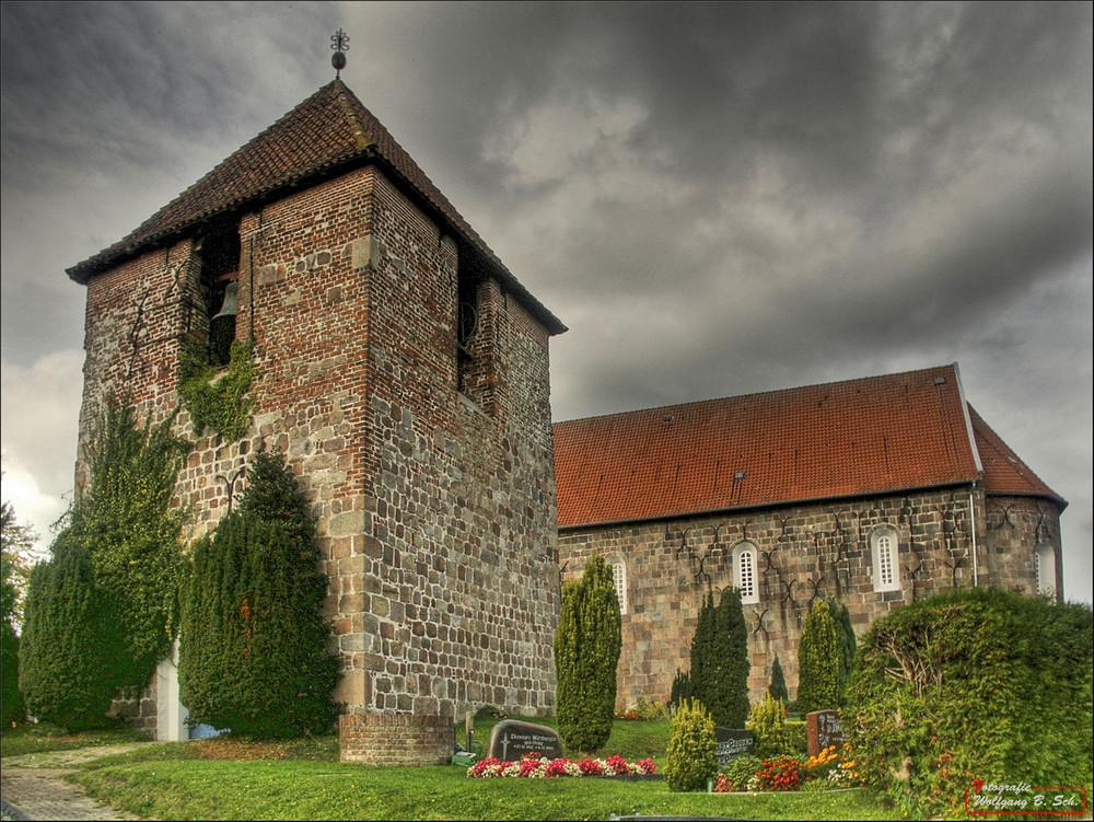 Kirche St. Florian / Sillenstede in Friesland