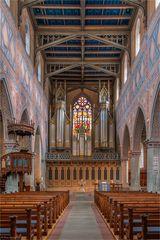 Kirche St. Laurenzen in St. Gallen
