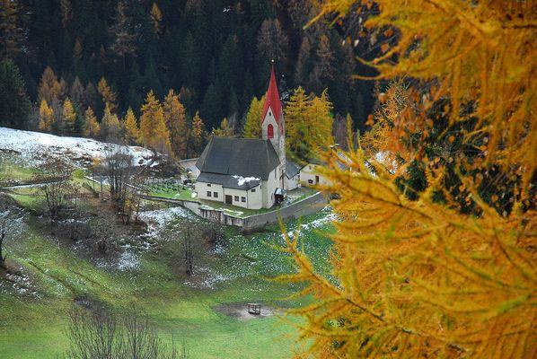 Kirche St. Peter-Ahrntal