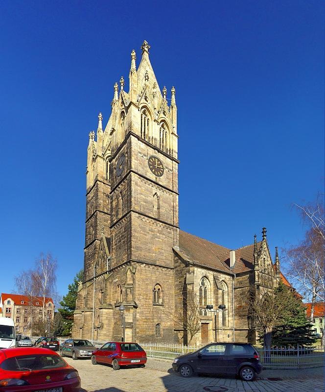 Kirche Stadtilm