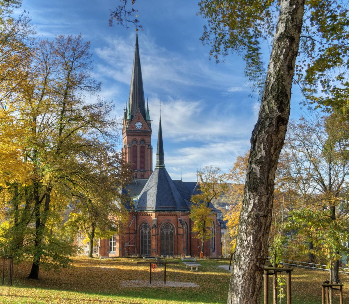 Kirche St.Nicolai Aue