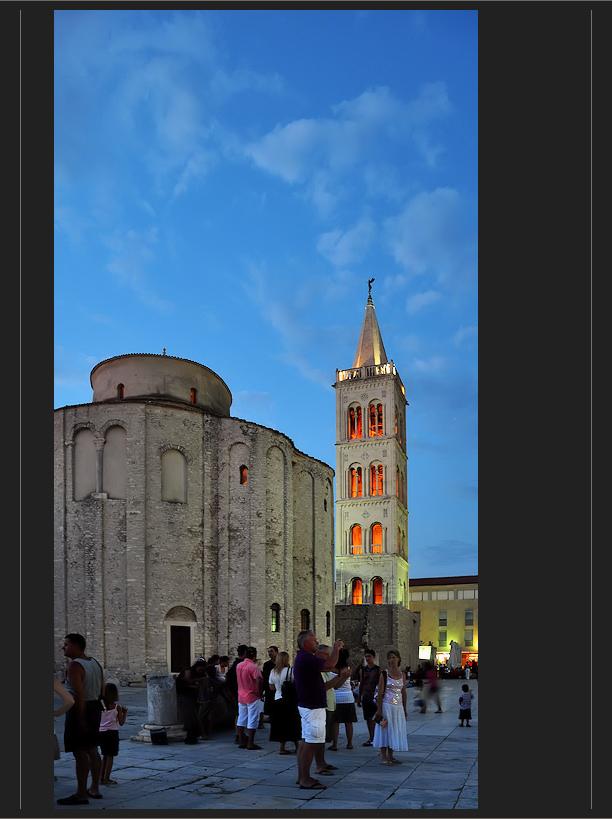 Kirche Sv. Donat I