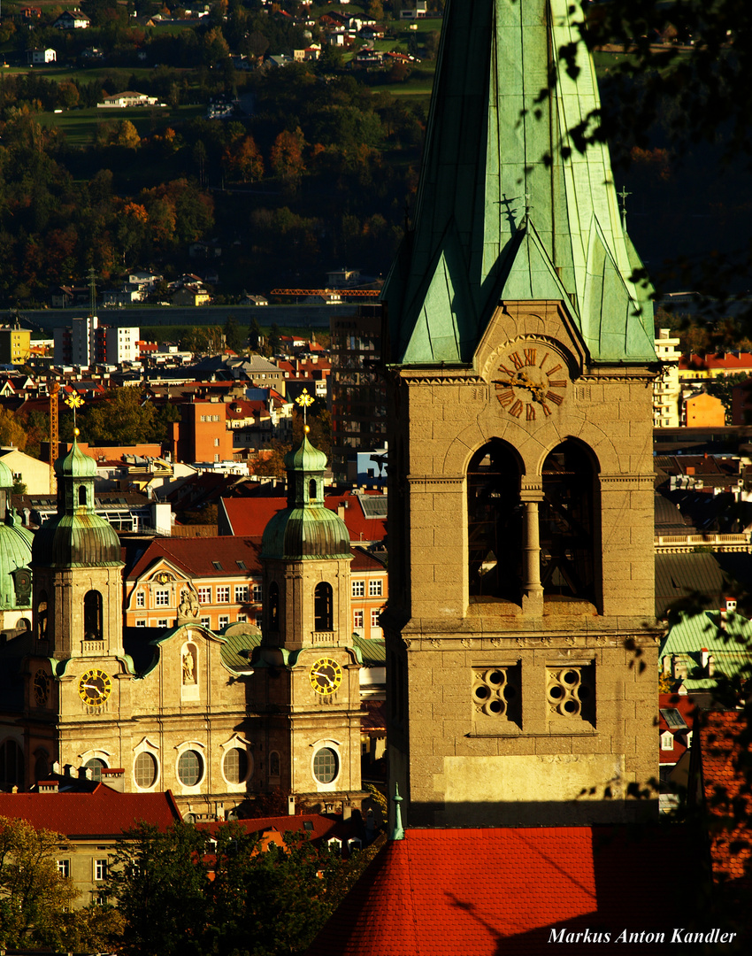 Kirche und Dom - Perpektive