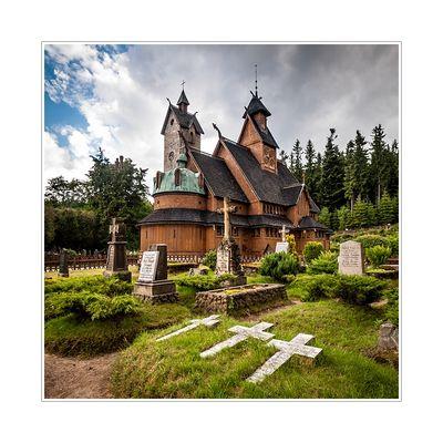 Kirche Vang