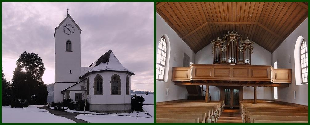Kirche Vechigen