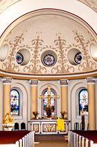 Kirche von Altdöbern von Innen