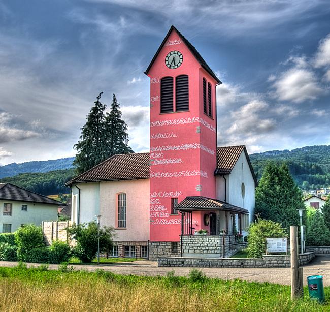 Kirche von Attiswil
