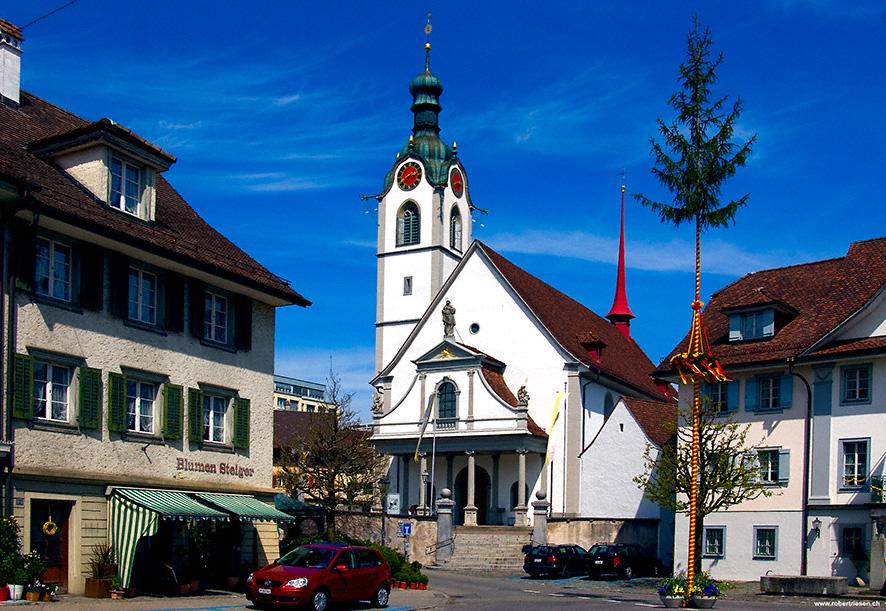 Kirche von Beromünster