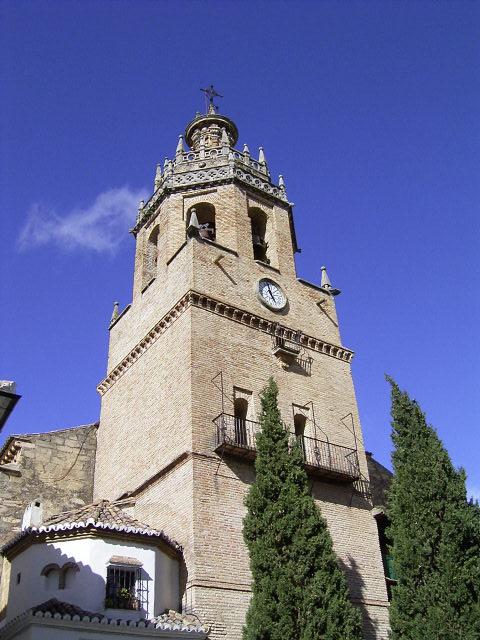 Kirche von der Heiligen Maria, Ronda