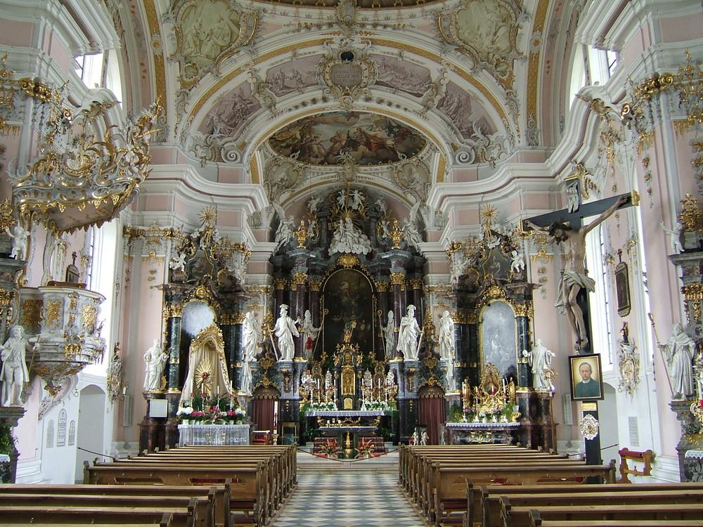 Kirche von Goetzens/Tirol