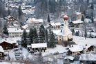 Kirche von Grainau