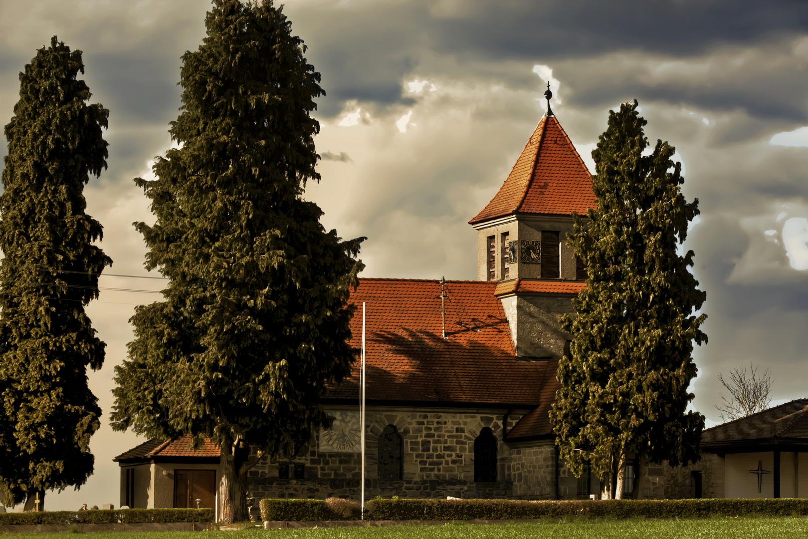 Kirche von Großenhub