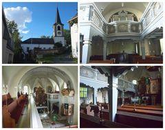 Kirche von Hallerstein