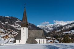 Kirche von Jenaz