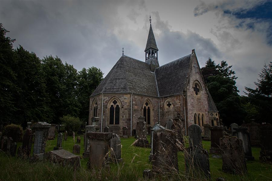 Kirche von Luss