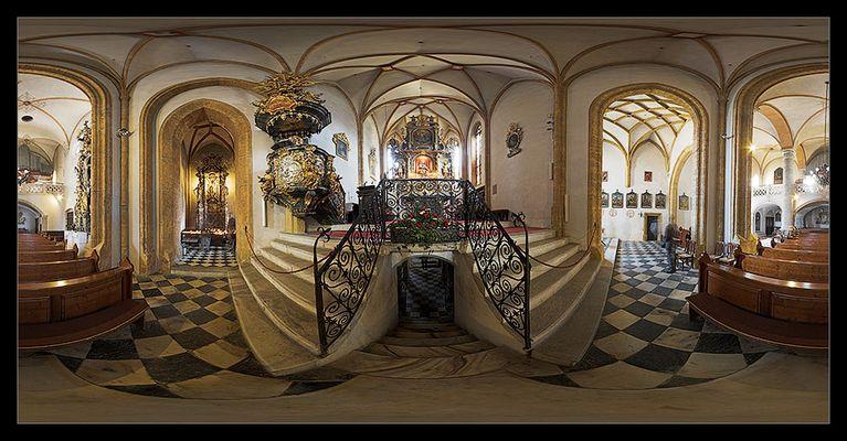 Kirche von Maria Wörth