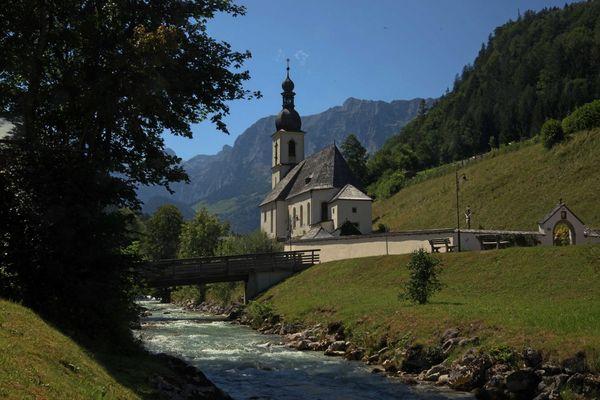 Kirche von Ramsau