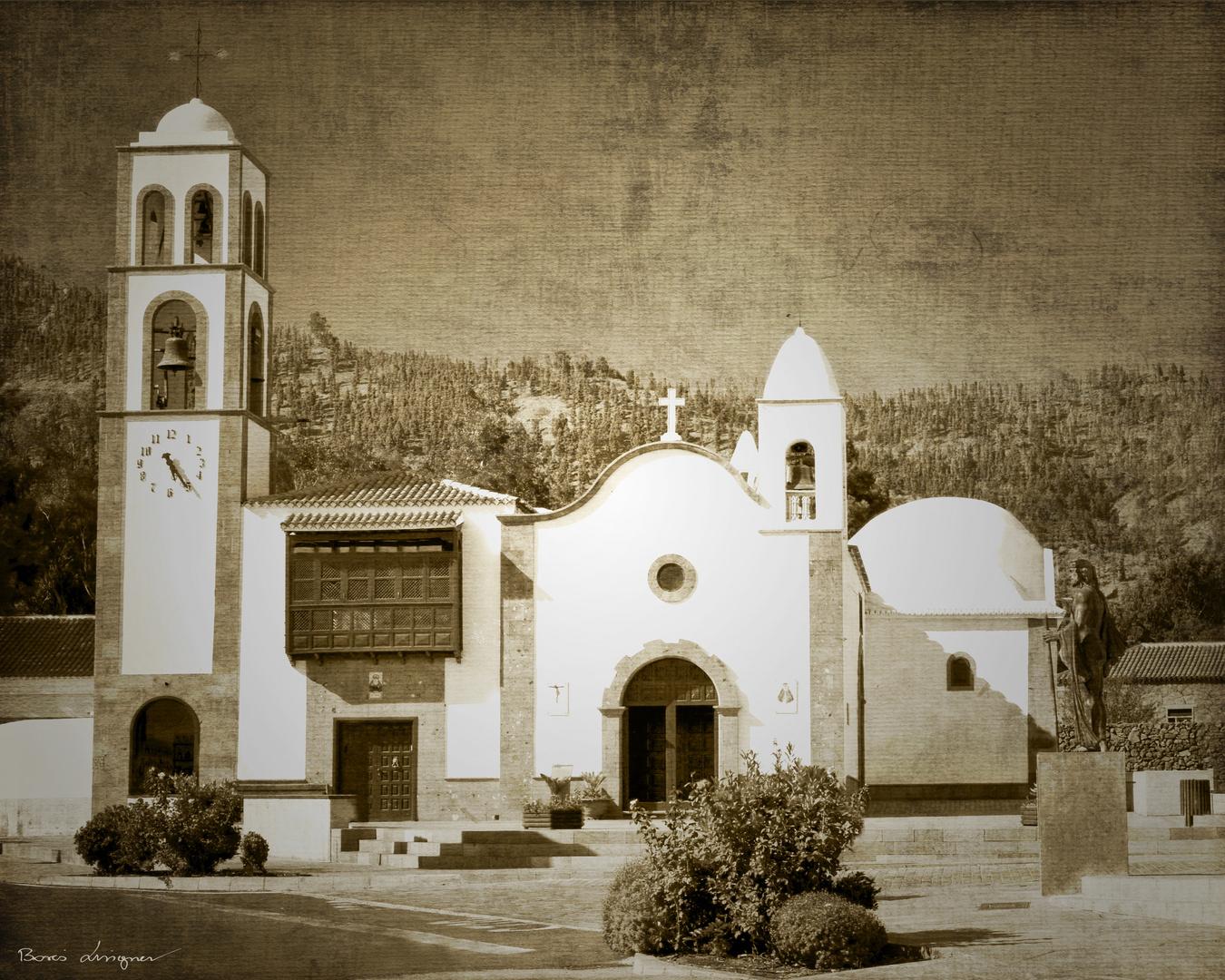 Kirche von Santiage del Teide
