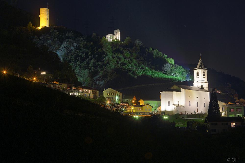 Kirche von Saxon