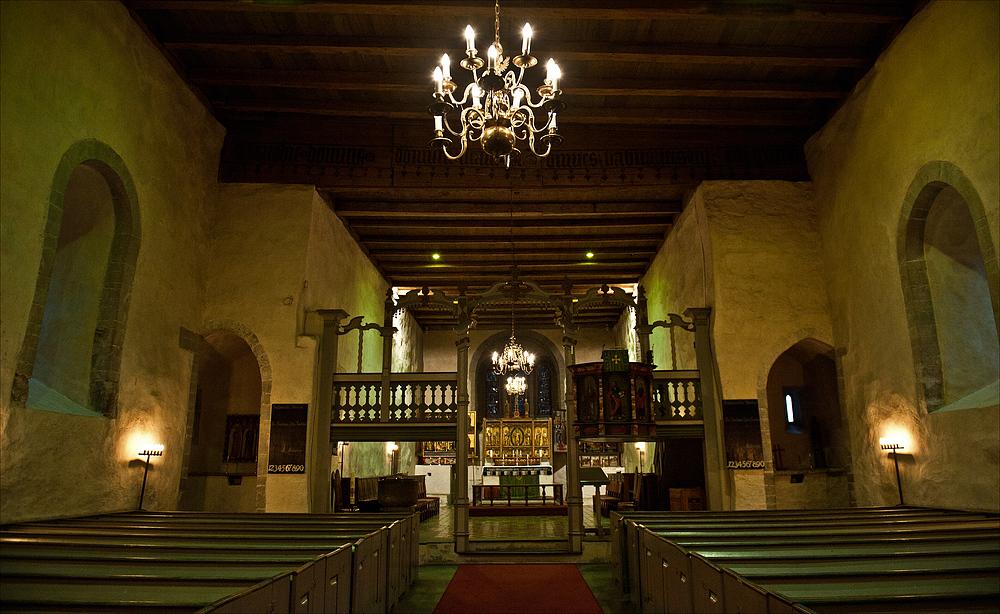 Kirche von Trondenes