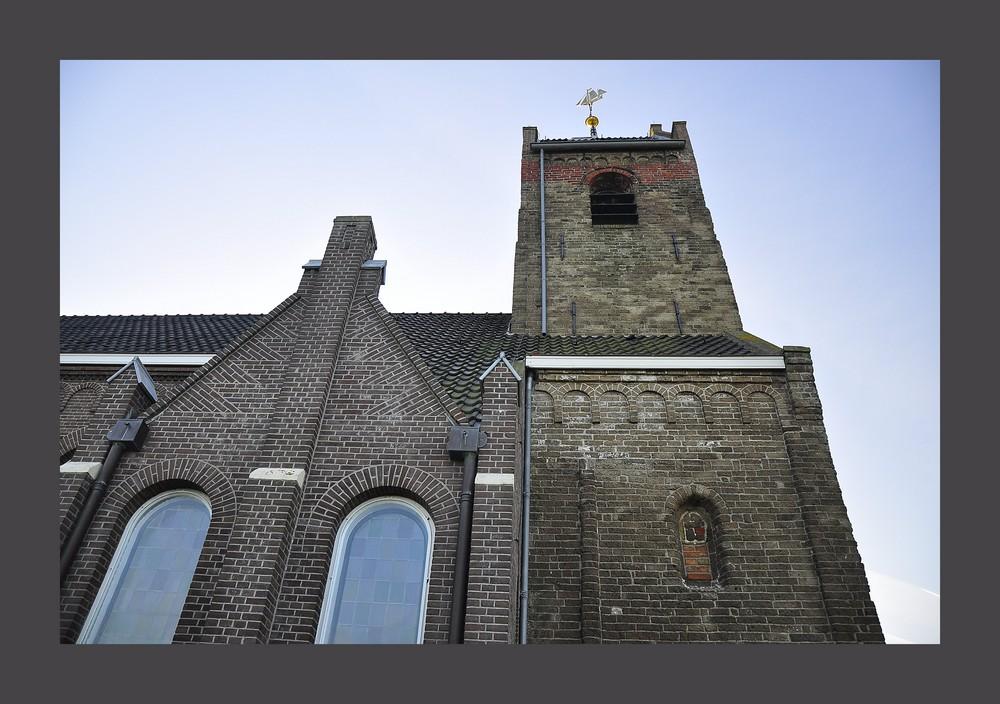 Kirche von Wierum.