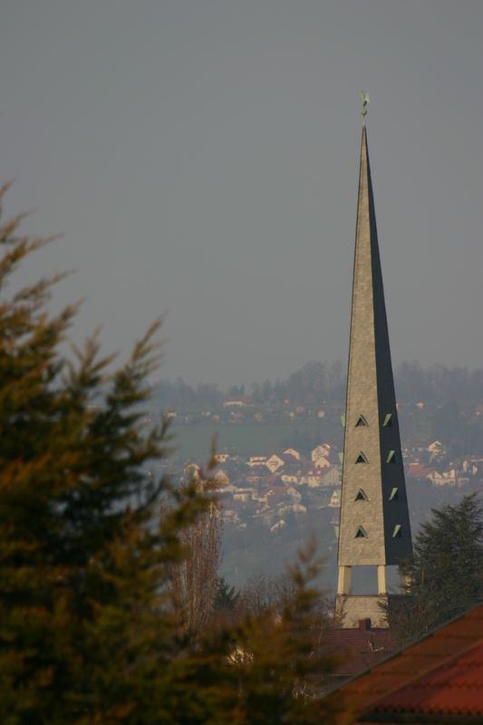 Kirche - Zollberg
