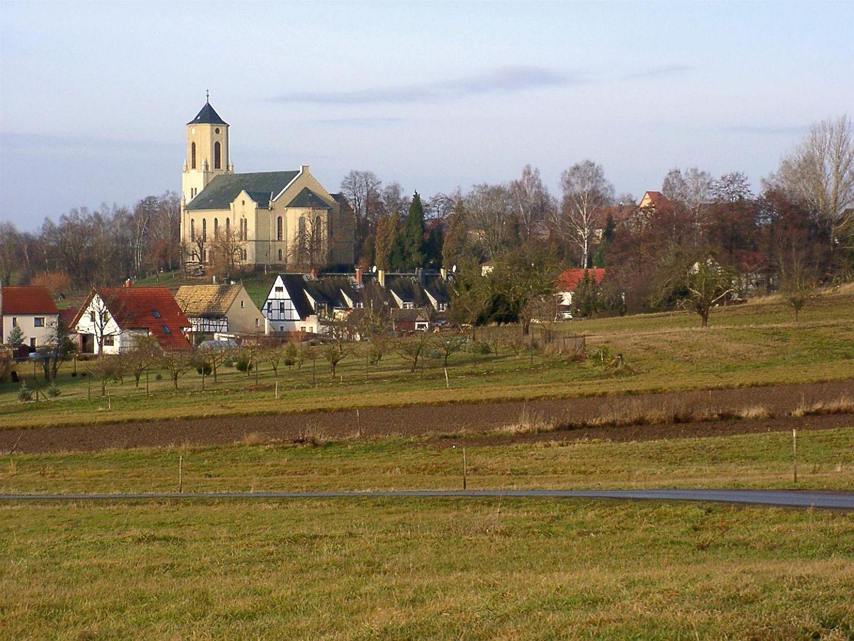 Kirche zu Altleisnig in Polditz