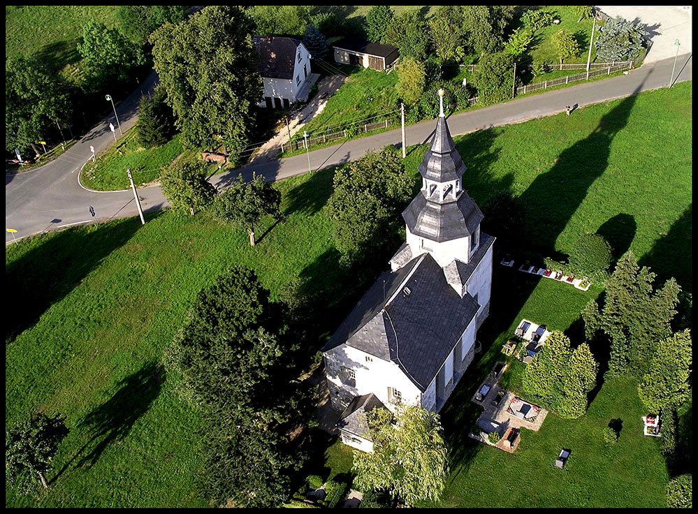 Kirche zu Heyersdorf