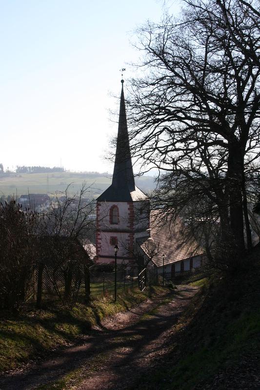Kirche zu Hinternah 1