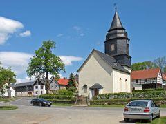 Kirche zu Pahnstangen